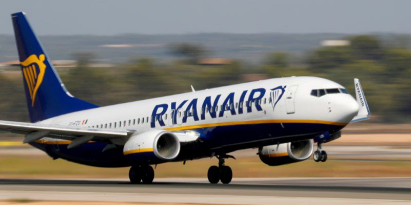 Hedge fund Odey sells stake in Ryanair